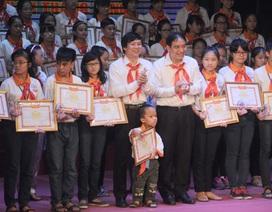 Tôn vinh 125 thiếu nhi tiêu biểu của Thủ đô Hà Nội